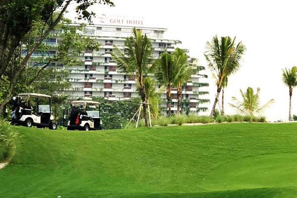 Forest City Phoenix Golf Hotel | Golf Hotel Johor Bahru | Forest City Golf Hotel
